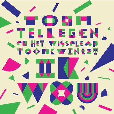 Album Ik wou by Corrie van Binsbergen
